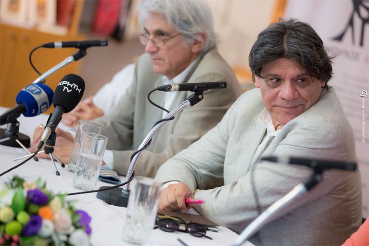«Απόκοπος ή Σπιναλόγκα» με  στόχο την UNESCO- Στη συνέντευξη Τύπου