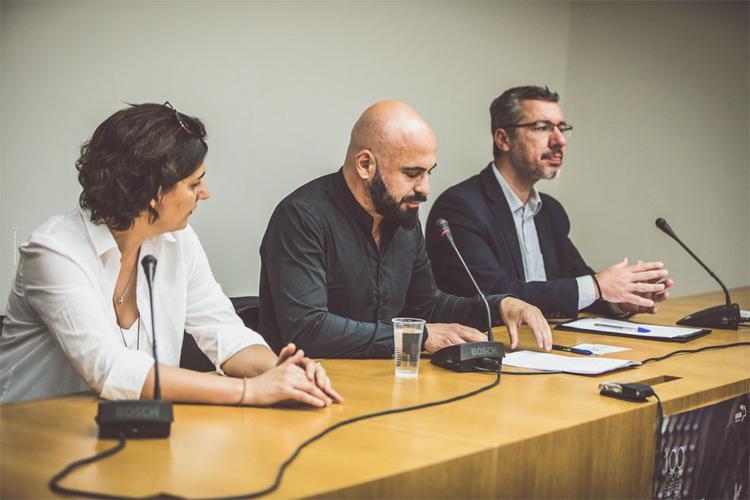 Σέβη Παπαδοπούλου, Δημήτρης Μαραμής, Θανάσης Παναγιωτόπουλος (Δήμαρχος Δελφών)