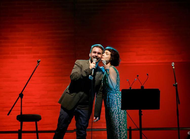 Έφεραν... την Άνοιξη ο Γιώργης Χριστοδούλου και η Ανδριάνα Μπάμπαλη στο Μέγαρο Μουσικής Θεσσαλονίκης