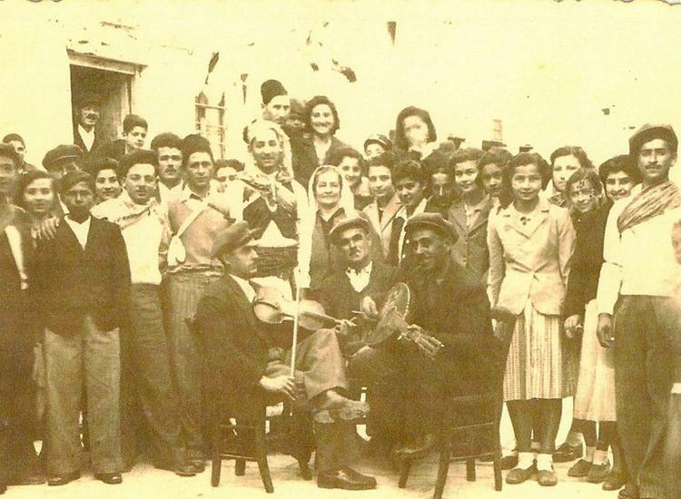 (Φωτό από το αρχείο της οικογένειας Γιάννη Συνοδινού)