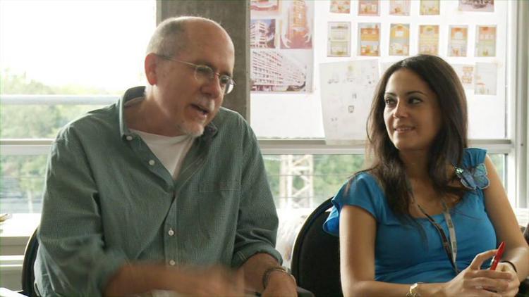 Γεωργίου: «Η έμπνευση έρχεται από τα πιο απροσδόκητα πράγματα»