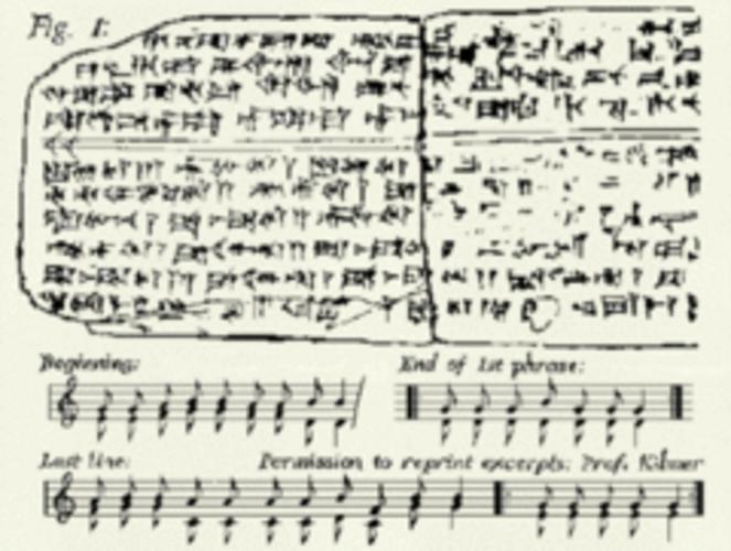 Το αρχαιότερο τραγούδι του κόσμου! Ακούστε το...
