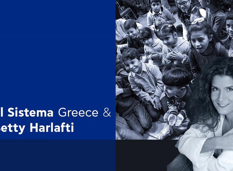 Ξεσήκωσαν το Μέγαρο, στέλνοντας ελπίδα, η Μπέττυ Χαρλαύτη και η El Sistema Greece