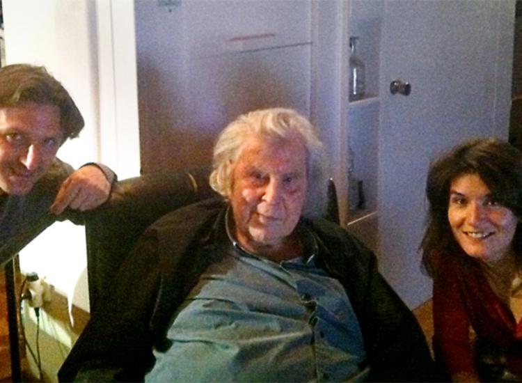 «Η Μπέττυ Χαρλαύτη στον Κόσμο του Μίκη Θεοδωράκη», με τον Γιάννη Μπελώνη  και την Ορχήστρα Σύγχρονης Μουσικής της ΕΡΤ