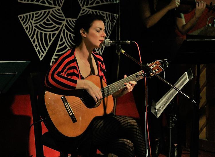 Πρεμιέρα στη «ΒΑΒΕΛ» με  Ανδριάνα Μπάμπαλη-Quarderinas Quartet