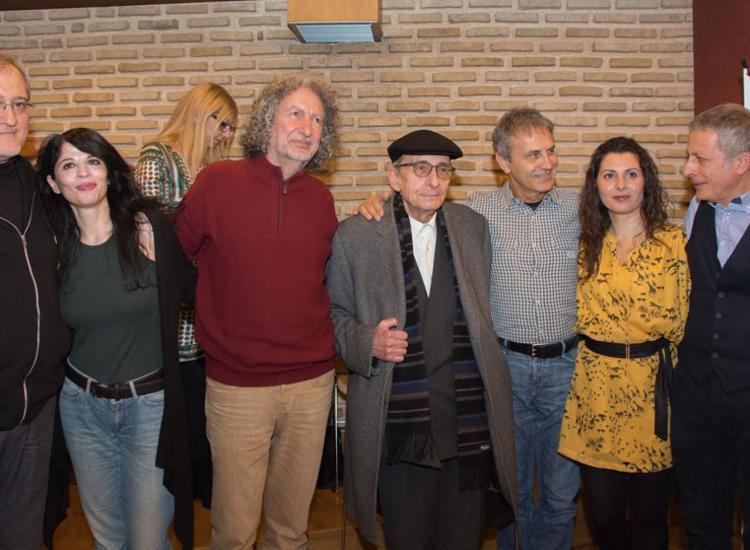 Γιώργος Νταλάρας και Γιώργος Καζαντζής παρουσιάζουν τη νέα τους δουλειά, «Έρωτας ή τίποτα»