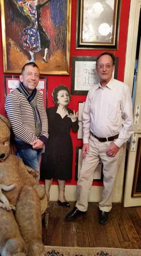 Στο Παρίσι 100 χρόνια μετά την γέννηση της Edith Piaf