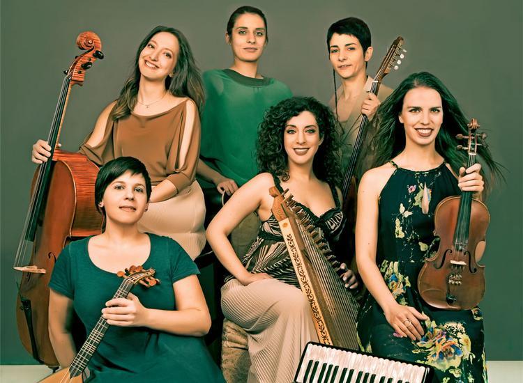 H oρχήστρα «Smyrna» για 2 εμφανίσεις στο «ΑΛΙΚΟ»