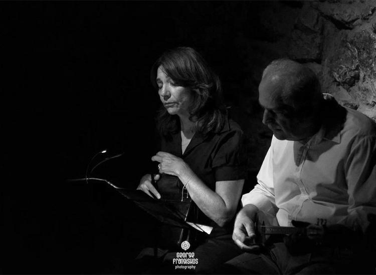 Ο Νίκος Ξυδάκης και η Όλια Λαζαρίδου «Με μια αναπνοή» στο ΜΙΕΤ