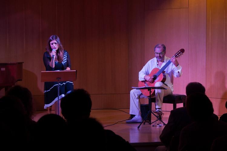 Η πληρότητα της μουσικής του Απόλλωνα Κουσκουμβεκάκη στο Μέγαρο Μουσικής Αθηνών
