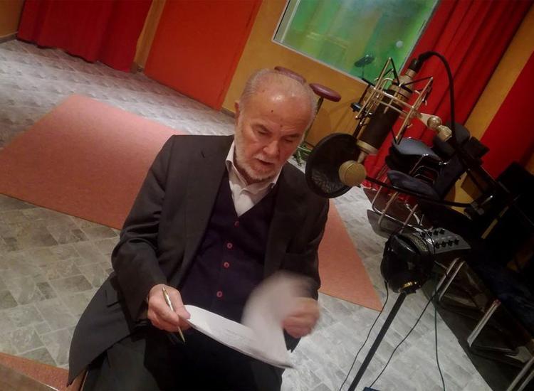 Μιχάλης Γκανάς σε μουσική επιμέλεια Νίκου Ξυδάκη στο Τρίτο