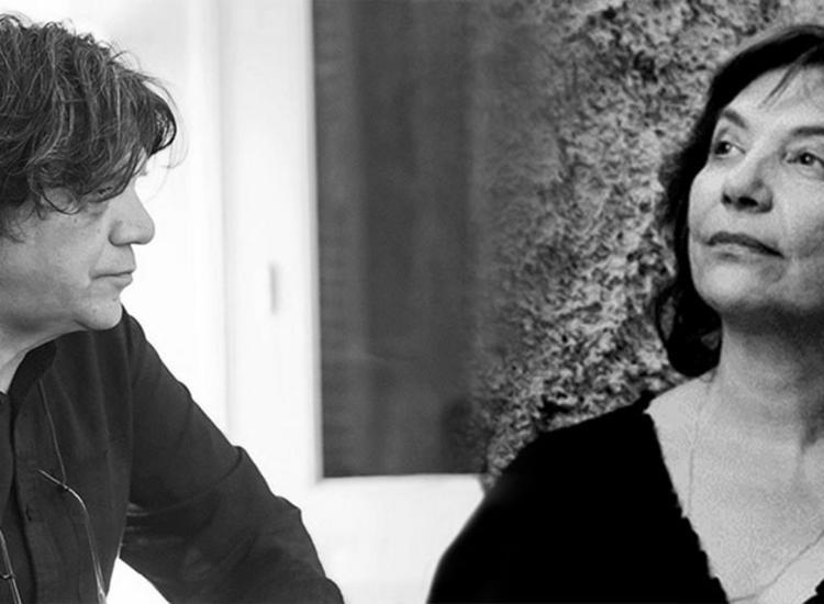 «Με μια Αναπνοή» με τον Νίκο Ξυδάκη και την Όλια Λαζαρίδου στο Μέγαρο Μουσικής Αθηνών