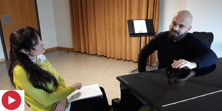 O Δημήτρης Μαραμής μιλά για τους «Στοιχειωμένους»- video