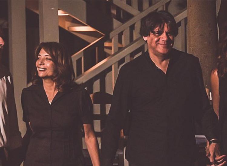 Η Όλια Λαζαρίδου και ο Νίκος Ξυδάκης «Με μια Αναπνοή» στο Δημοτικό Θέατρο Πειραιά