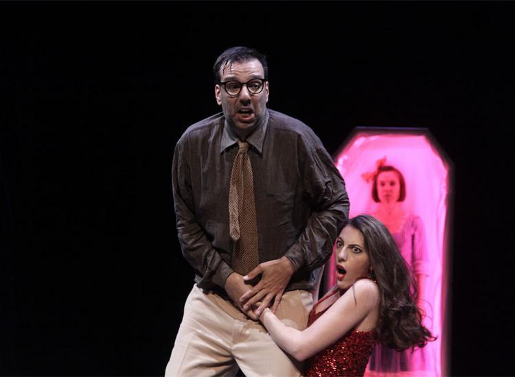 Η οπερέτα «Η πρώτη αγάπη» στο Φεστιβάλ Δελφών