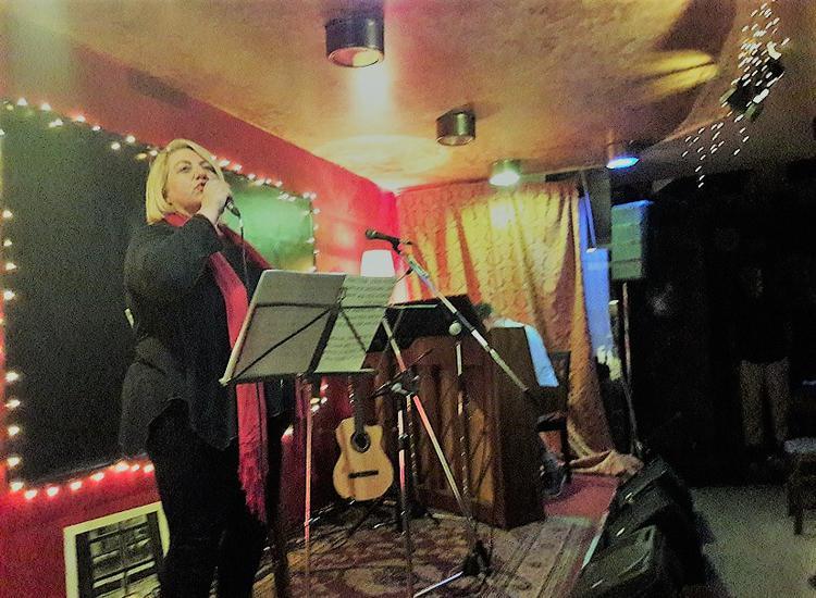 Στην παρουσίαση του «Soundtrack» του Πάνου Χρυσοστόμου στη ΒΑΒΕΛ