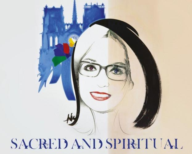 «Sacred And Spiritual» από τη Νάνα Μούσχουρη