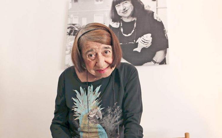 Έφυγε από τη ζωή η Κατερίνα Αγγελάκη - Ρουκ