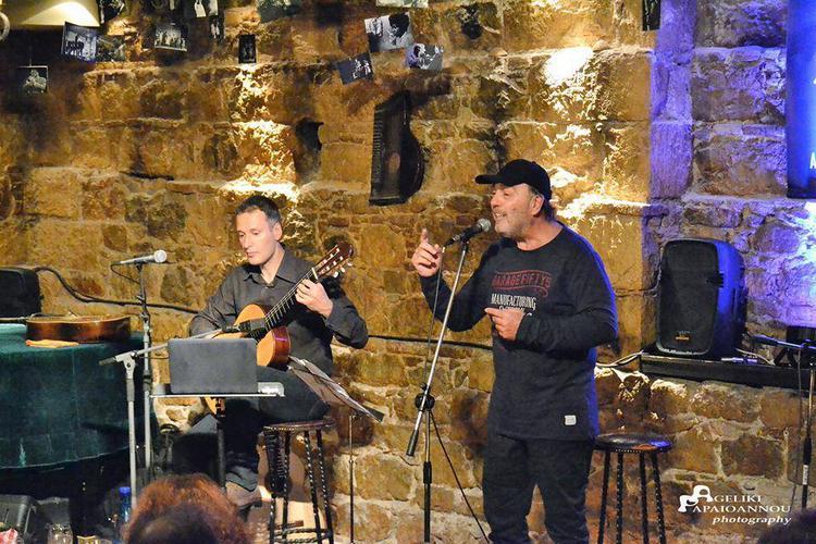Δημήτρης Kάσσαρης: «Ο Έλληνας έχει στο DNA του το τραγούδι»