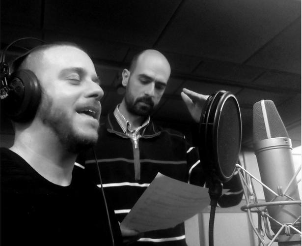 «Ιέρεια» από τον Νίκο Καρακαλπάκη και τον Γιώργο Καγιαλίκο