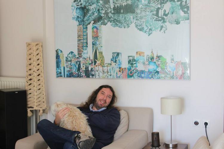 O Γιάννης Αλεξίου #μένει σπίτι#, γιατί «η υπευθυνότητα θα μας κάνει δυνατότερους την επόμενη μέρα»