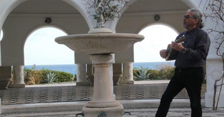 «Flamenco thoughts» από τον Βασίλη Καράμαλη