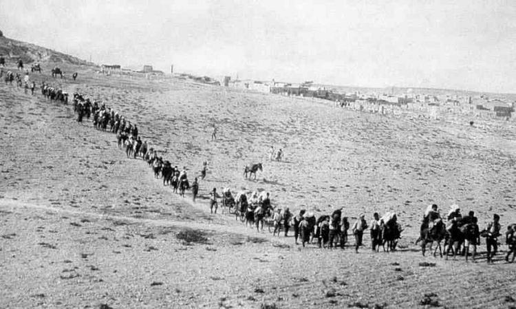 «Την πατρίδα μ' έχασα»- 101 χρόνια από τη Γενοκτονία των Ελλήνων του Πόντου