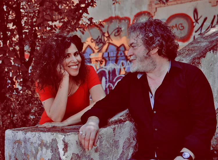 Η Γεωργία Bεληβασάκη και ο Luis Borda στο «Μουσικόγραμμα»