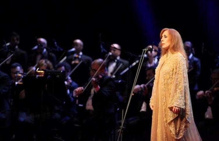 Για την Φαϊρούζ και τη συναυλία της στο Ηρώδειο, το Σάββατο 7 Ιουλίου 2007