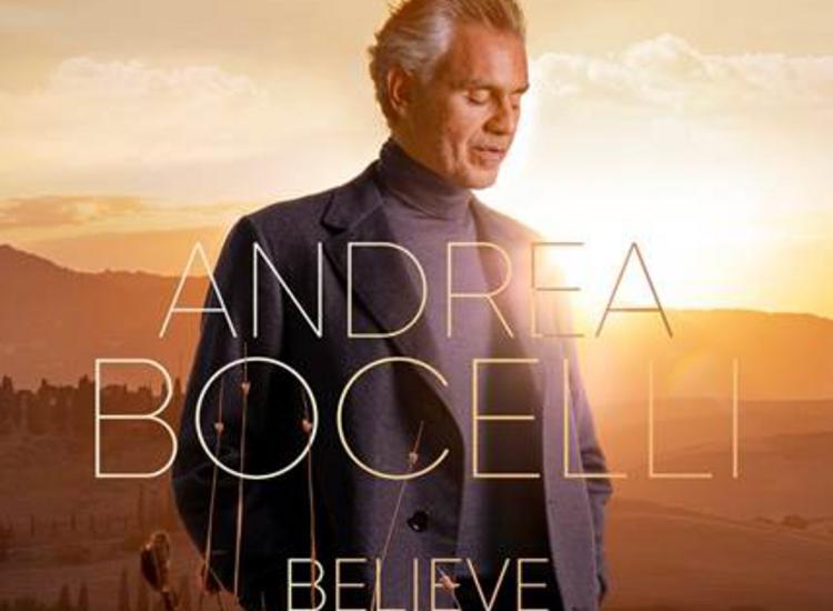 «BELIEVE»- Έρχεται το νέο άλμπουμ του Αndrea Bocelli