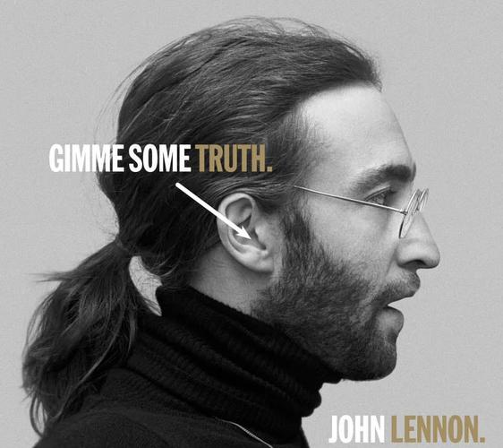 «GIVE ME SOME TRUTH»- 36 solo έργα του John Lennon