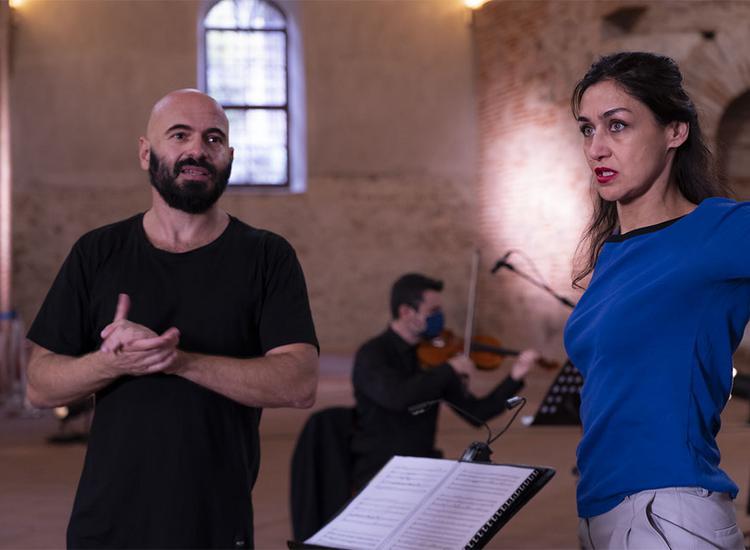 «Η Μουσική της Ροτόντας» του Δημήτρη Μαραμή σε πρώτη τηλεοπτική μετάδοση από την ΕΡΤ3