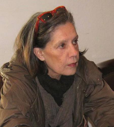 Η κ. Αριστέα Τ. Πλεύρη, Αντιδήμαρχος Πολιτισμού, Εθελοντισμού και Μνημείων του Δήμου Ηρακλείου Κρήτης