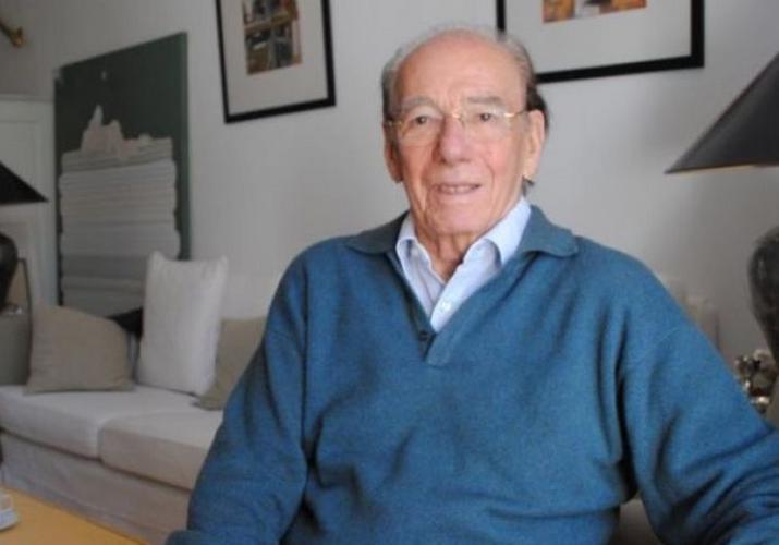 Πέθανε ο «άρχων της Columbia»,Τάκης Λαμπρόπουλος