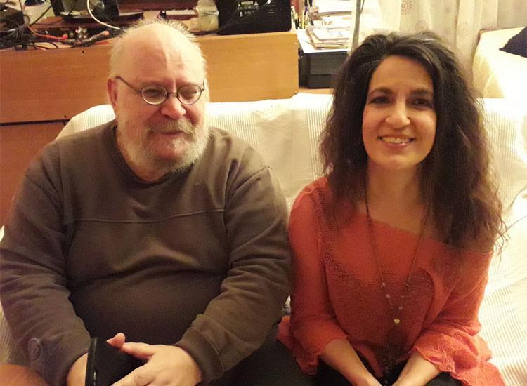 Γιάννης Κ. Ιωάννου & Θέλμα Καραγιάννη