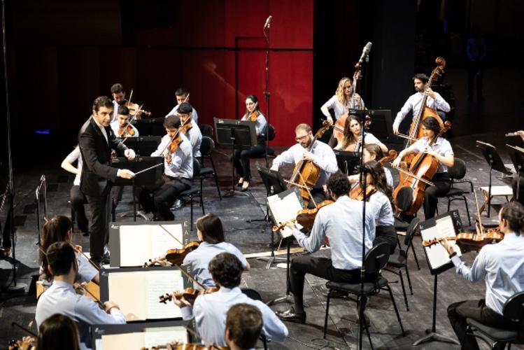 Η Ελληνική Συμφωνική Ορχήστρα Νέων στην εποχή της Εικονικής Πραγματικότητας