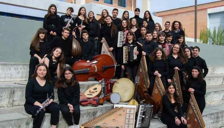 «Li Beirut» από το «Μουσικό Σύνολο Ethnic» του  Μουσικού  Σχολείου Ιλίου