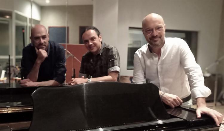 «Αλκίνοος» - Κύκλος τραγουδιών για αντρική φωνή και πιάνο- από τον Γιώργο Καγιαλίκο και τον Γιάννη Ευθυμιάδη με τον Βασίλη Γισδάκη